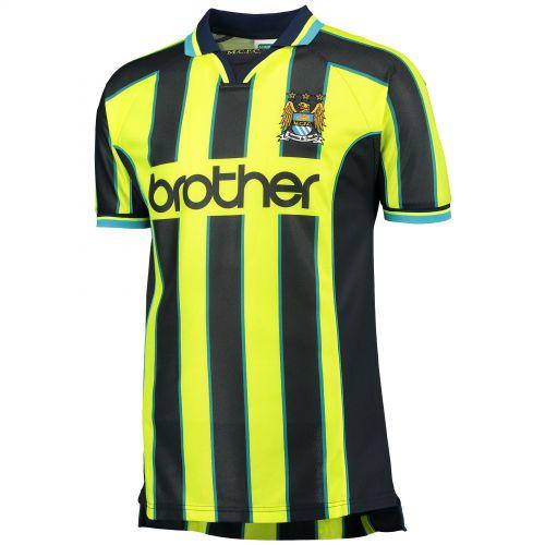 Manchester City 1999 Wembley shirt