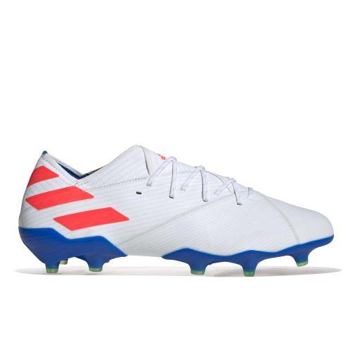 adidas Nemeziz Messi 19.1 Firm Ground Football Boots - White