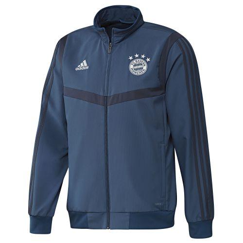 Bayern Munich Pre Match Jacket - Navy