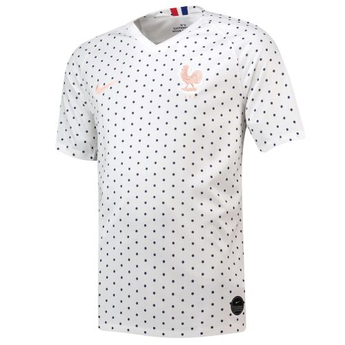 France Away Stadium Shirt 2019-20 - Mens