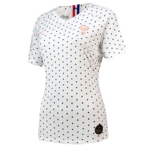 France Away Vapor Match Shirt 2019-20 - Women's