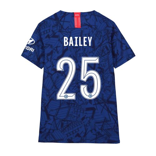 Chelsea Home Cup Vapor Match Shirt 2019-20 - Kids with Bailey 25 printing