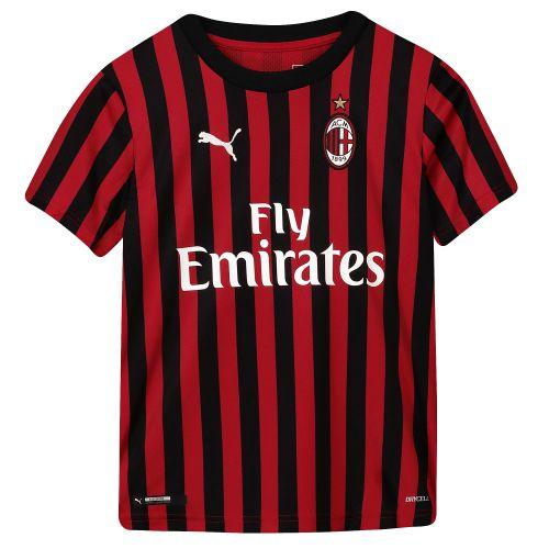 AC Milan Home Shirt 2019-20 - Kids