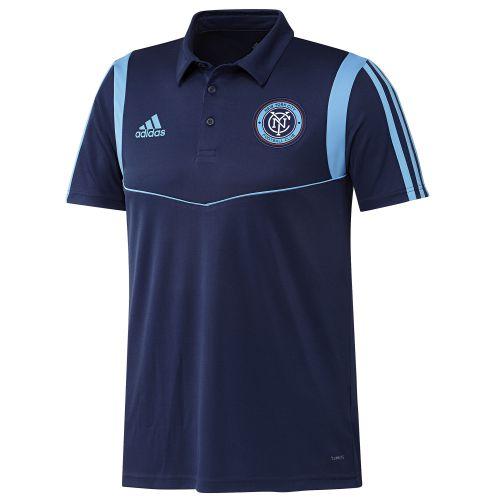 New York City FC Coaches Polo - Navy