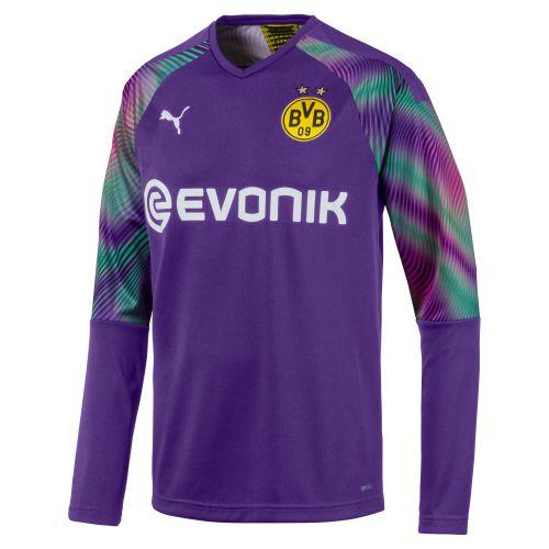 BVB Away Goalkeeper Shirt 2019-20 - Long Sleeve