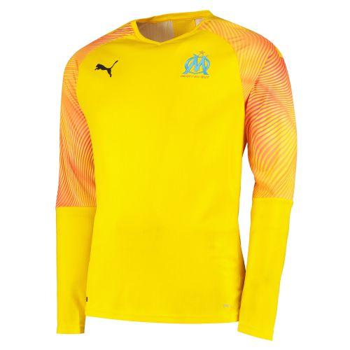 Olympique de Marseille Home Goalkeeper Shirt 2019-20