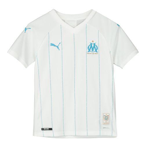 Olympique de Marseille Home Shirt 2019-20 - Kids