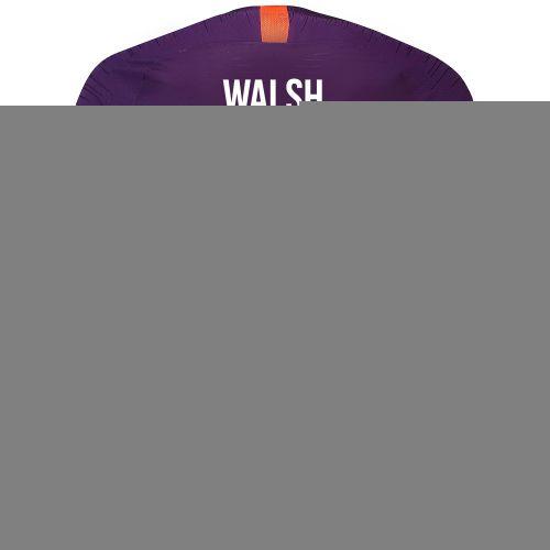 Manchester City Third Cup Vapor Match Shirt 2018-19 with Walsh 24 printing