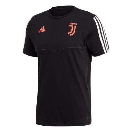 Juventus Training Tee - Black
