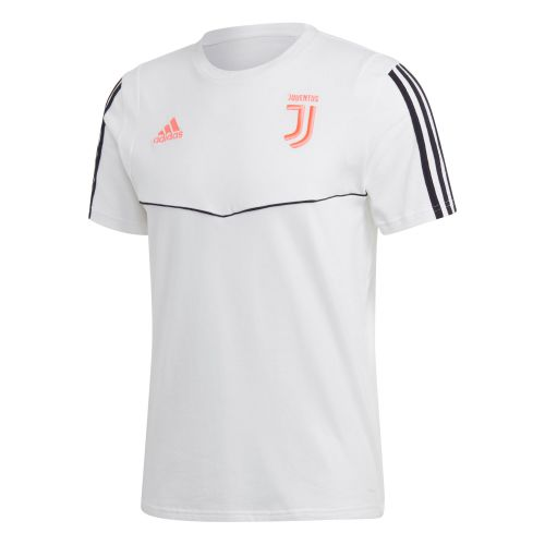Juventus Training Tee - White