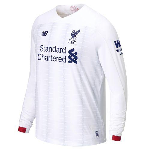 Liverpool Away Shirt 2019-20 - Long Sleeve with Chamberlain 15 printing