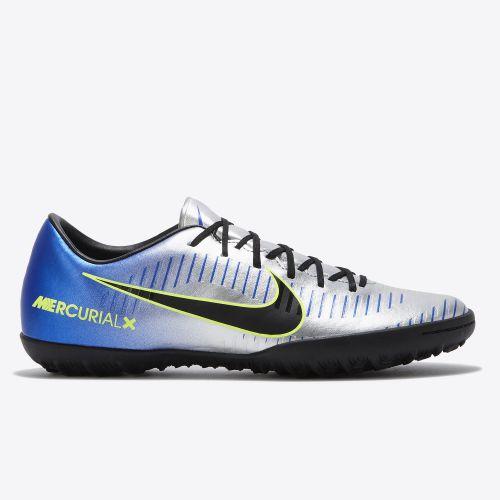 Nike Neymar Jr. Mercurial Victory VI Astroturf Trainers - Chrome