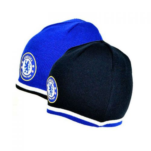 Двулицева Зимна Шапка CHELSEA Reversible Knitted Hat