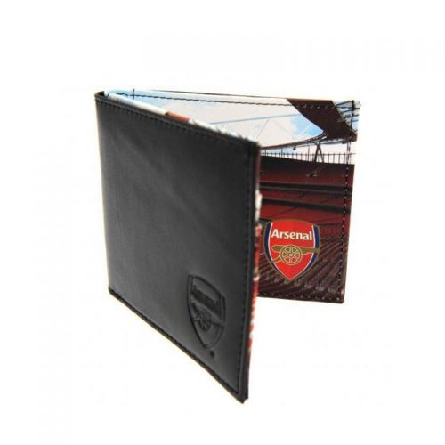 Портфейл ARSENAL Leather Wallet Panoramic