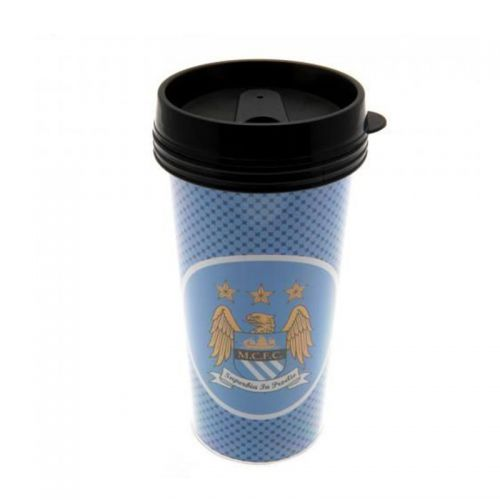 Чаша MANCHESTER CITY Plastic Travel Mug