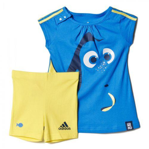Бебешки Спортен Екип ADIDAS Disney Dory Summer Set