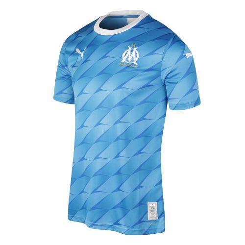 Olympique de Marseille Away Shirt 2019-20 - Kids