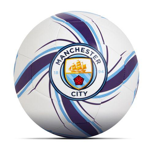 Manchester City Future Flare Football - White
