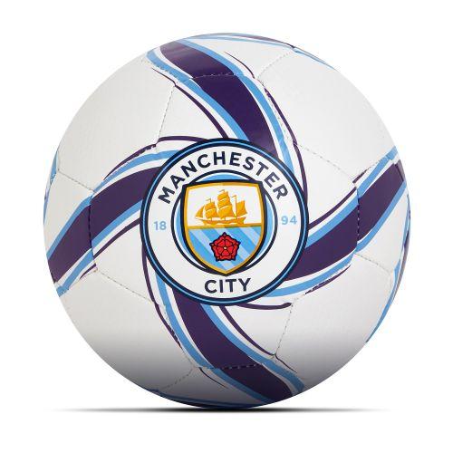 Manchester City Future Flare Mini Ball - White
