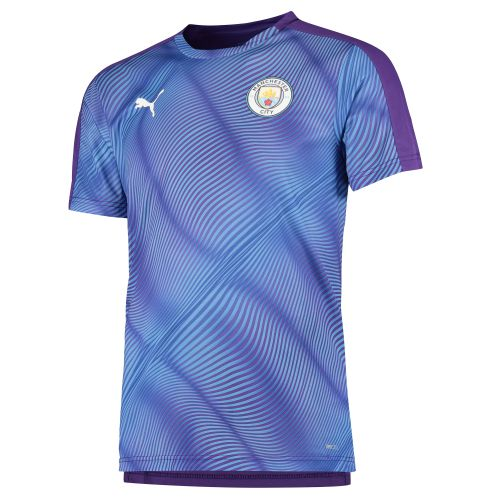Manchester City Stadium Jersey - Purple