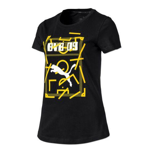 BVB DNA T-Shirt - Black - Womens