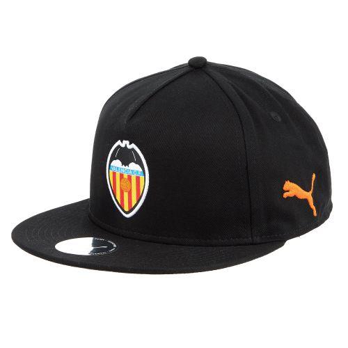 Valencia CF Snap Back Cap - Black