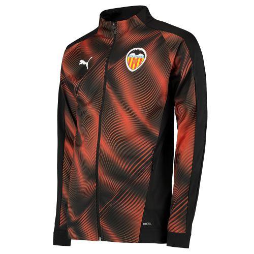 Valencia CF Stadium Jacket - Black