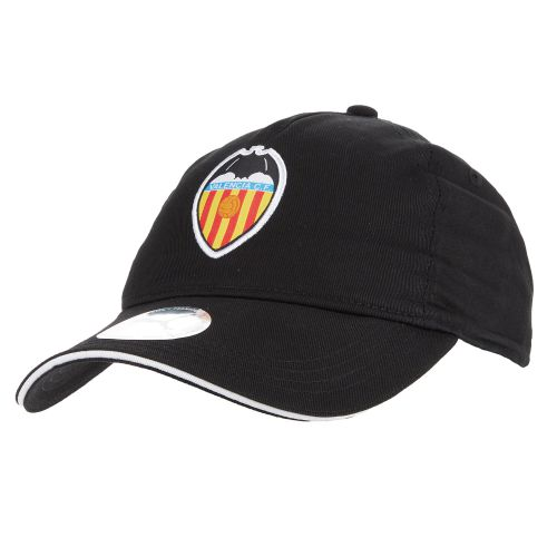 Valencia CF Training Cap - Black