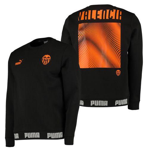 Valencia CF Culture Sweatshirt - Black