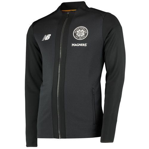 Celtic Game Jacket - Grey