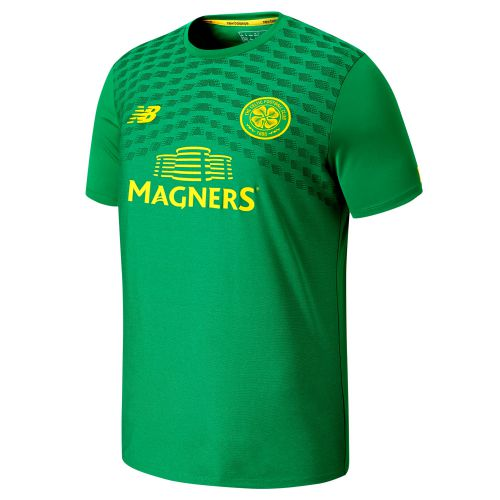 Celtic Pre Game Jersey - Green