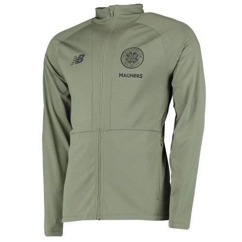 Celtic Travel Knitted Jacket - Green