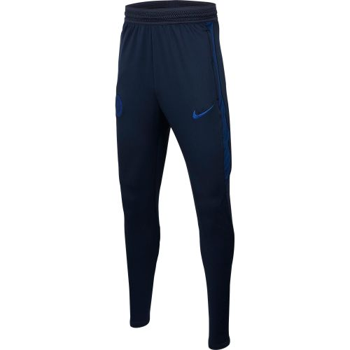 Chelsea Strike Training Pants - Navy - Kids