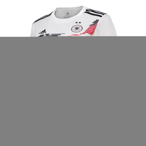 Germany Home Shirt 2019 - Womens with Huth 9 printing