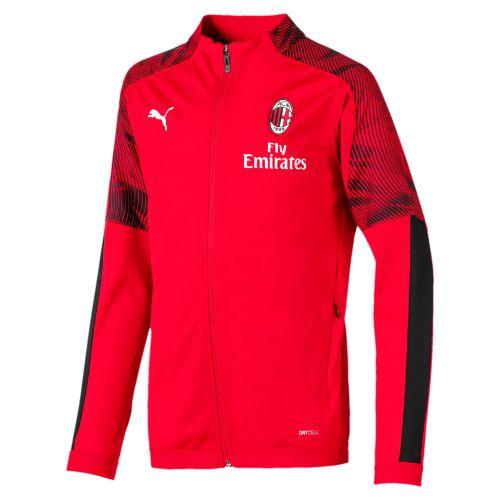 AC Milan Training Track Jacket - Red - Kids