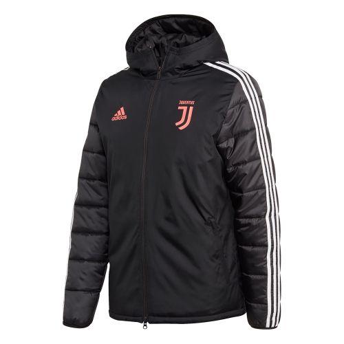 Juventus Winter Jacket - Black