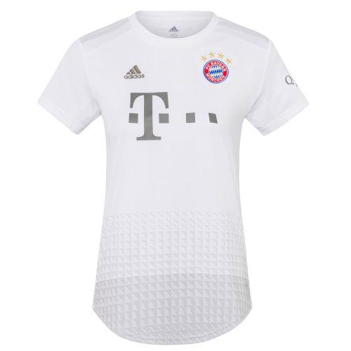 FC Bayern Away Shirt 2019-20 - Womens