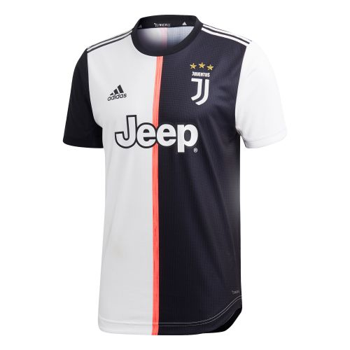 Juventus Authentic Home Shirt 2019-20 with Ronaldo 7 printing