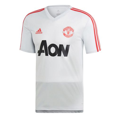 Manchester United Training Jersey - Grey