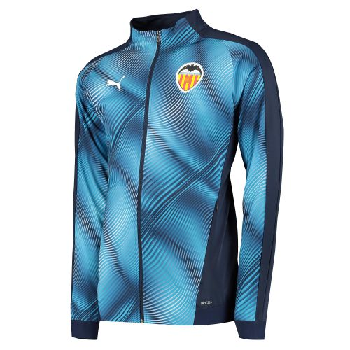 Valencia CF Stadium Jacket - Dark Blue