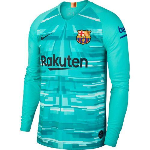 Barcelona Goalkeeper Stadium Shirt - Long Sleeve