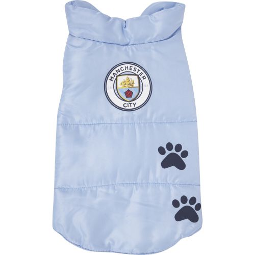 Manchester City Dog Coat - Large (50cm)