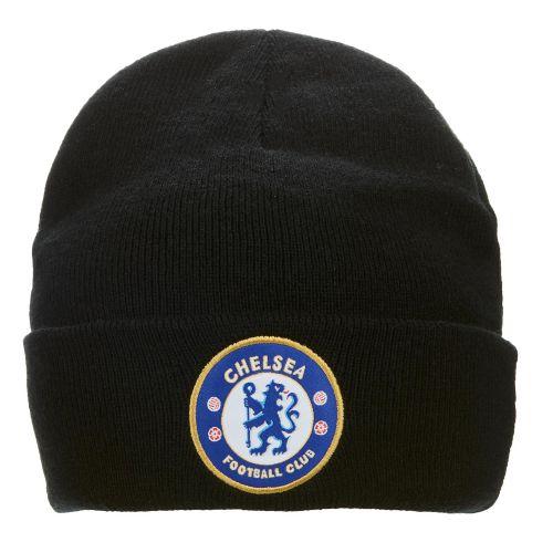 Chelsea Core Cuff Knit Hat - Black - Adult