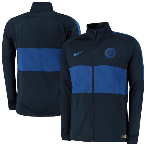 Chelsea Strike Track Jacket - Navy