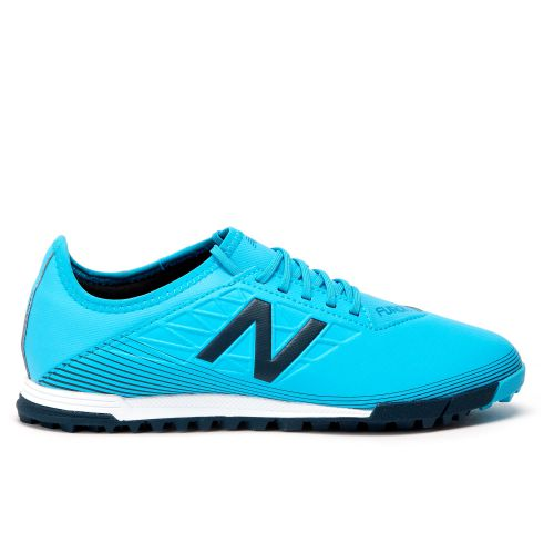 New Balance Furon v5 Dispatch Astroturf Trainers - Blue - Kids