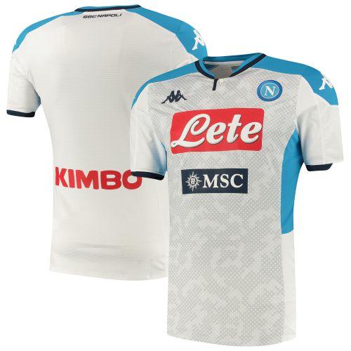 SSC Napoli Official Jersey Third Shirt