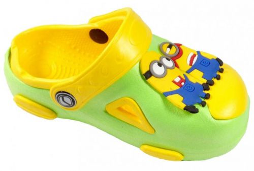 Бебешки Обувки DESPICABLE ME Minions Crocs