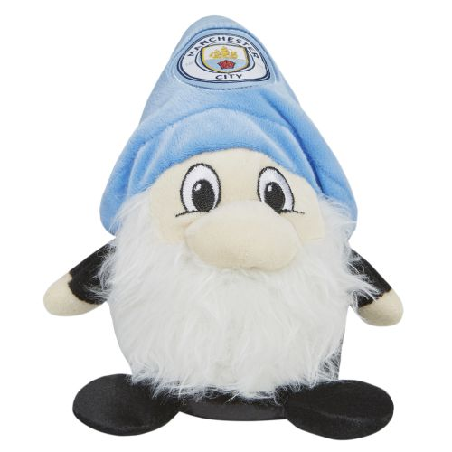 Manchester City 7 Gnome Soft Toy