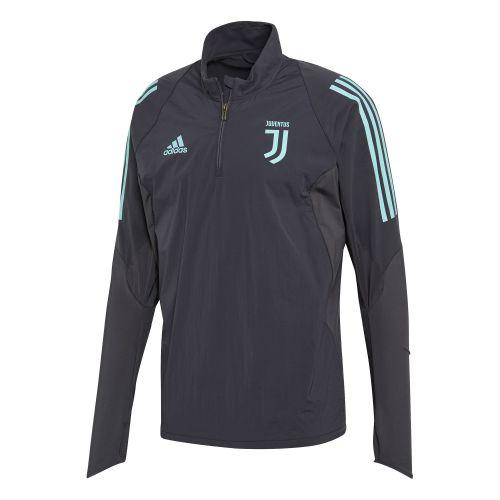 Juventus UCL Training Top - Grey