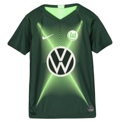 VfL Wolfsburg Home Stadium Shirt 2019-20 - Kids